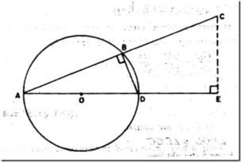 Condition for exact straight line motion